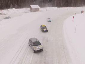 2 этап кубка России G-Energy по ледовым гонкам