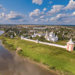 Вологда - Спасоприлуцкий монастырь