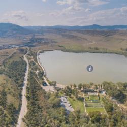 Грузия - Тбилиси, Черепашье озеро