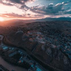 Грузия - Ахалцихе, Крепость Рабат