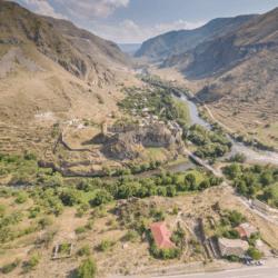 Грузия - Самцхе-Джавахетия, Крепость Хертвиси